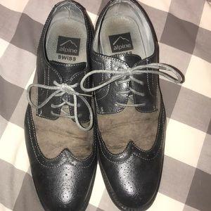 Men's Alpine Swiss dress shoes